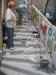 Couverture d\'un escalier de 25m2