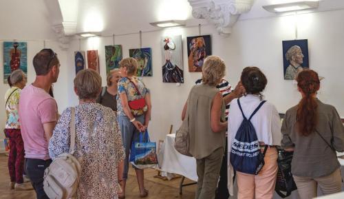 Exposition 2019 Mosaiquement Vôtre